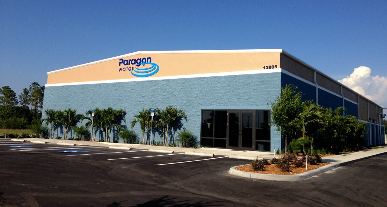 Paragon Water Systems and American Carbon Block